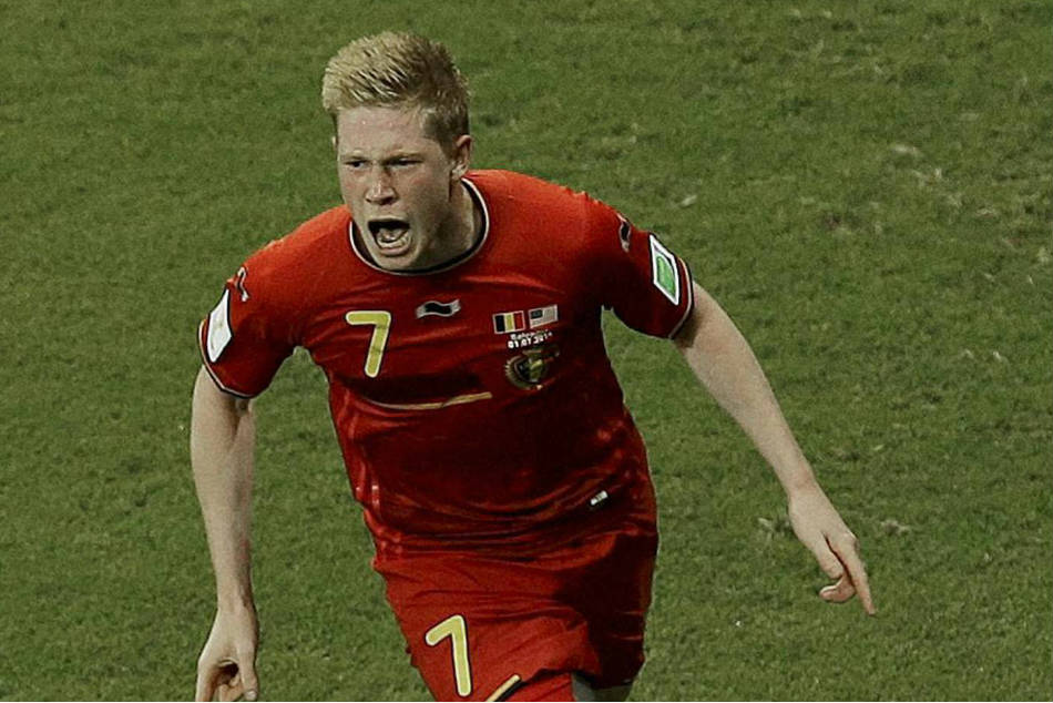 FIFA World Cup 2018 Star Watch: Kevin De Bruyne, Belgium