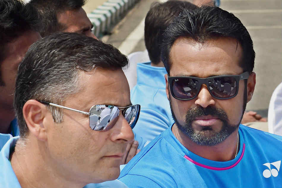 Leander Paes In India S Asiad Squad Yuki Skip To Play Us Open