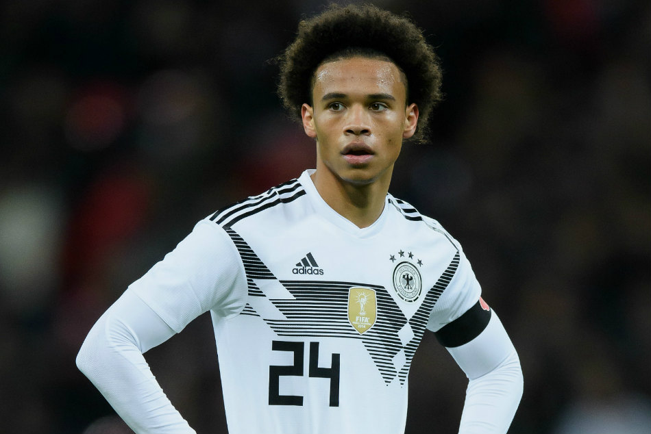 'In football anything can happen': Draxler unsure of Leroy ...  |Leroy Sane