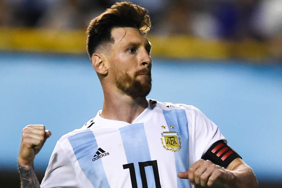 Lionel Messi will be one of the stars in action at the FIFA World Cup 2018 in Russia