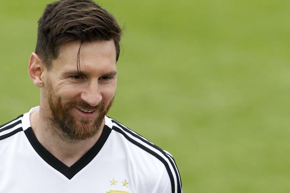 Argentina superstar Lionel Messi
