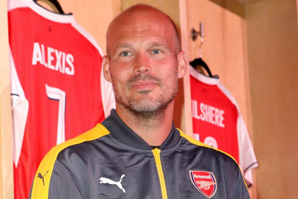 Ljungberg rejoins Arsenal as Under-23 coach
