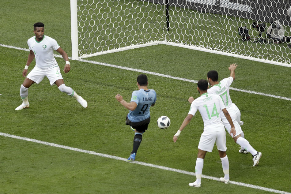 Saudi Arabien Uruguay
