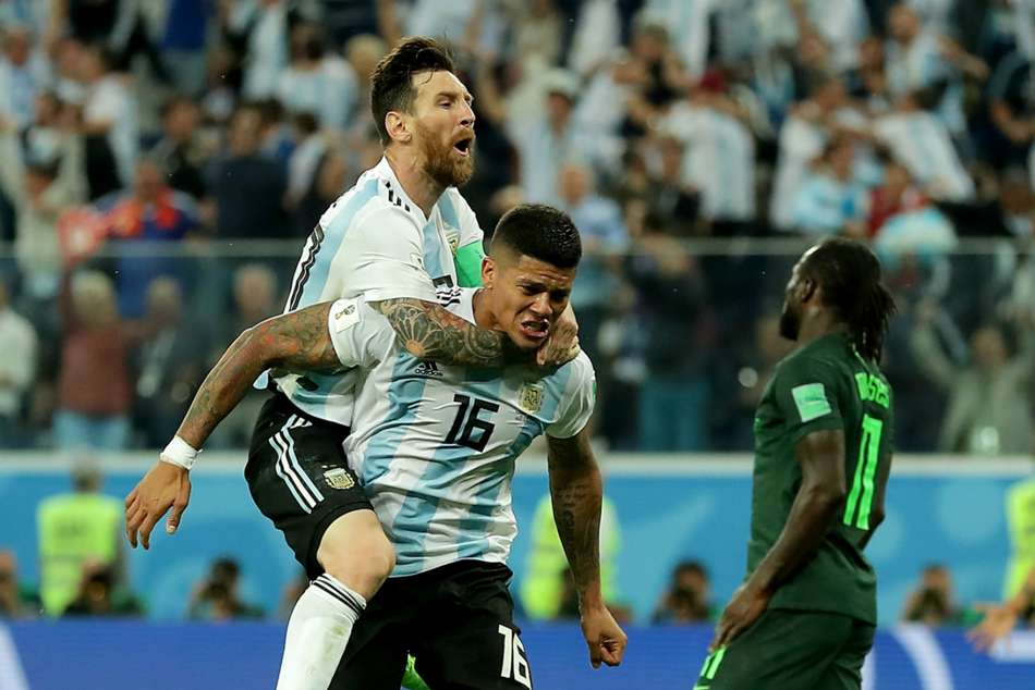 World Cup 2018 Messi Ronaldo Magic Germany S Woe Other Memorable Moments Russia
