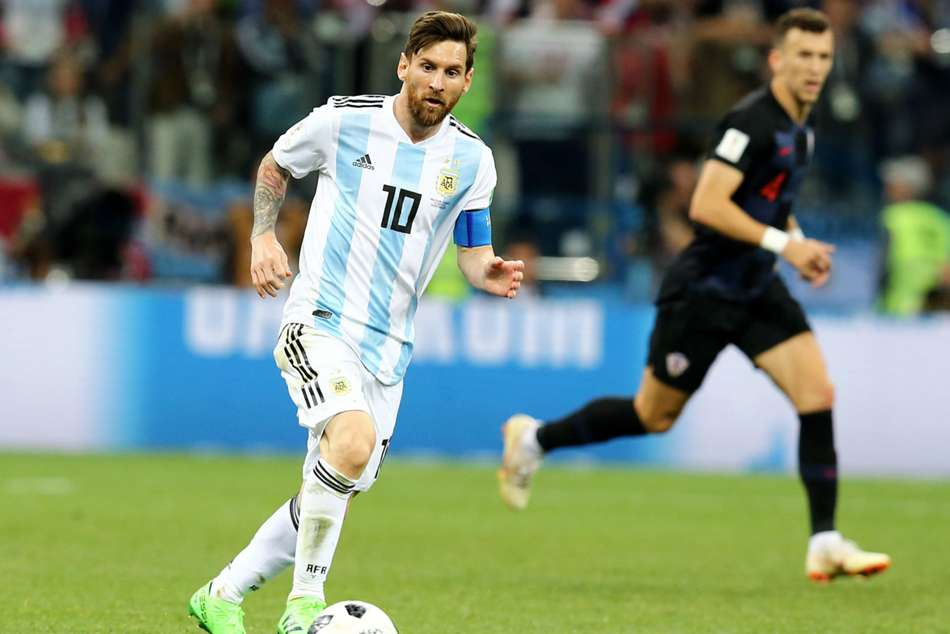 Perisic Messi Is The Best But Argentina Do Not Play As A Team
