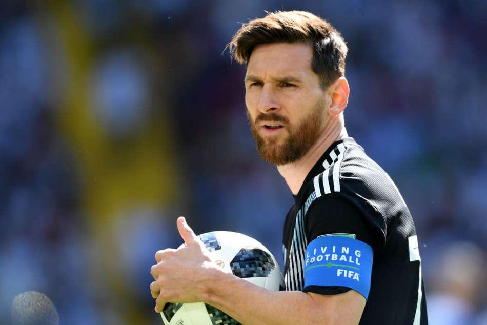 Lionel Messi Compared Diego Maradona Argentina World Cup Mario Kempes