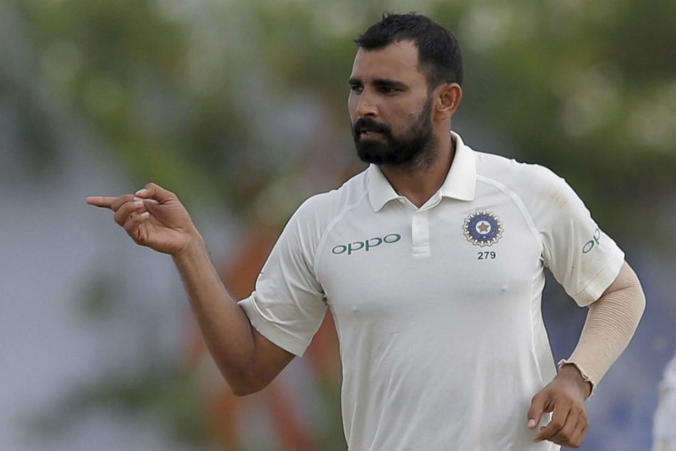 Mohammed Shami failed to clear fitness test and was dropped from India squad for the one-off Test against Afghanistan