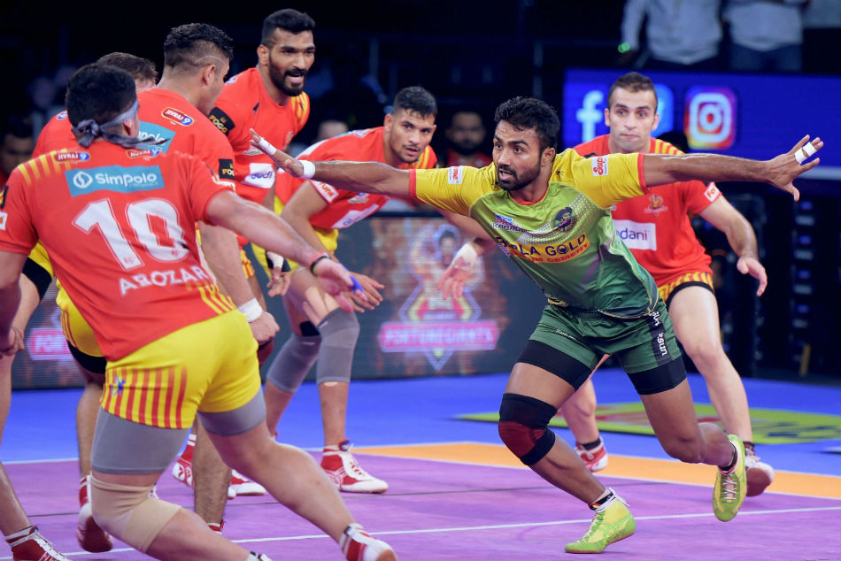 Pro Kabaddi League Records Created During Pkl Season 5 Patna Pirates Pardeep Narwal
