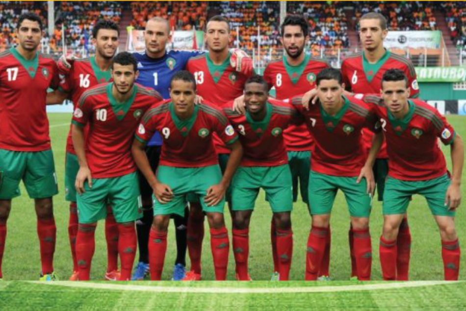 93bb9f7315c Morocco is returning to World Cup after two decades.