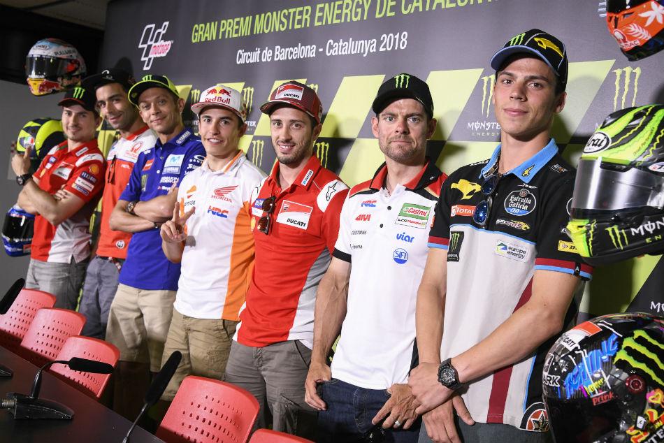 Marquez Hopes Bounce Back Catalan Motogp