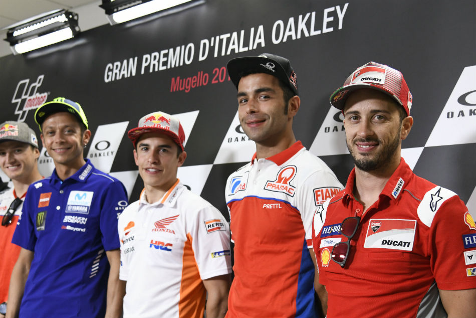 Italian Motogp Promises Plenty Sparks