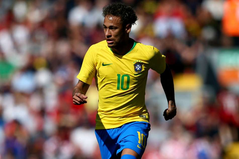 Brazils Neymar recovers in time for World Cup