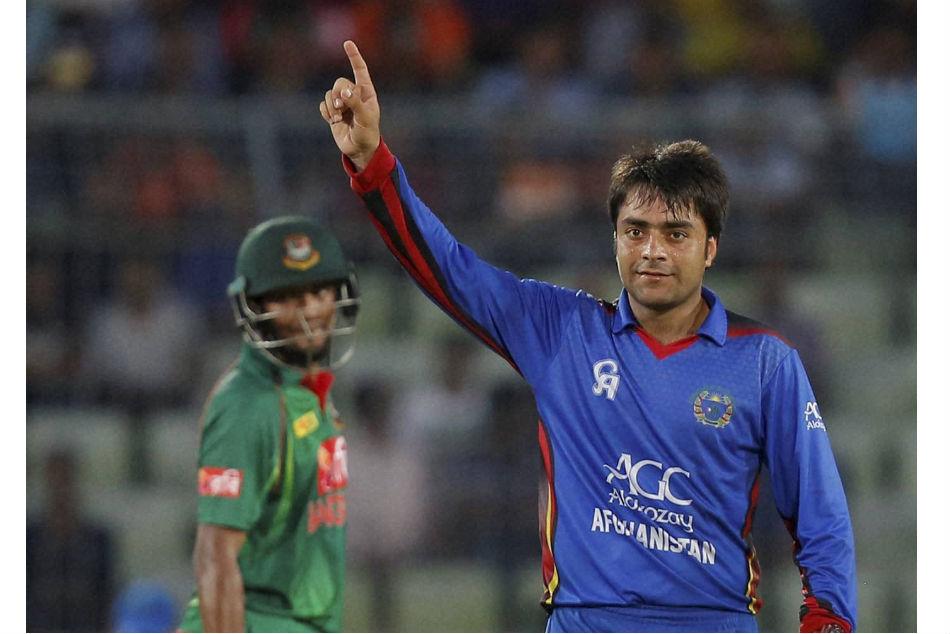 Afghanistan Vs Bangladesh 1st T20i Highlights As Rashid Khan Dismantle Tigers