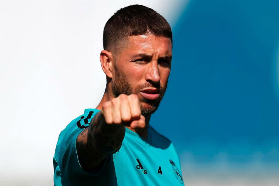 Spain defender Sergio Ramos doesnt make our top three