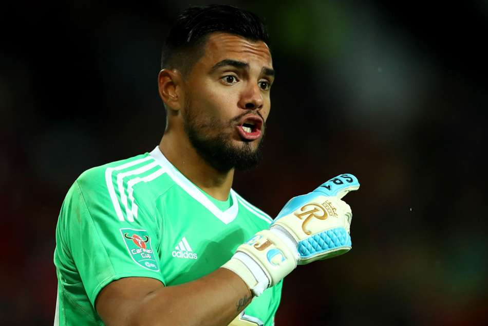 Sergio Romero Hints At Extended Manchester United Stay