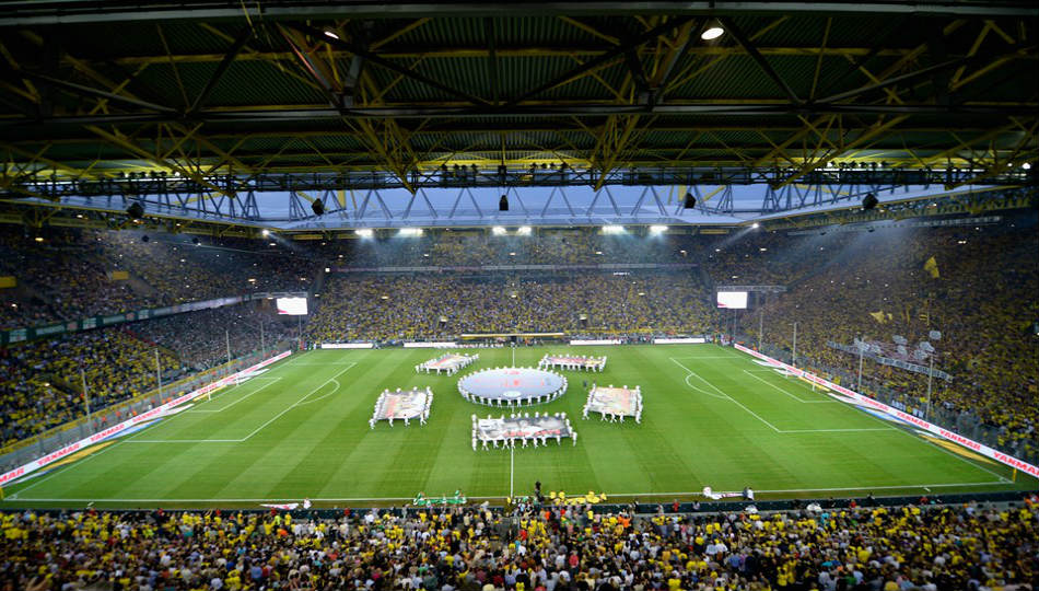 borussia dortmund plan stadium expansion with comical 6 seat upgrade mykhel. Black Bedroom Furniture Sets. Home Design Ideas