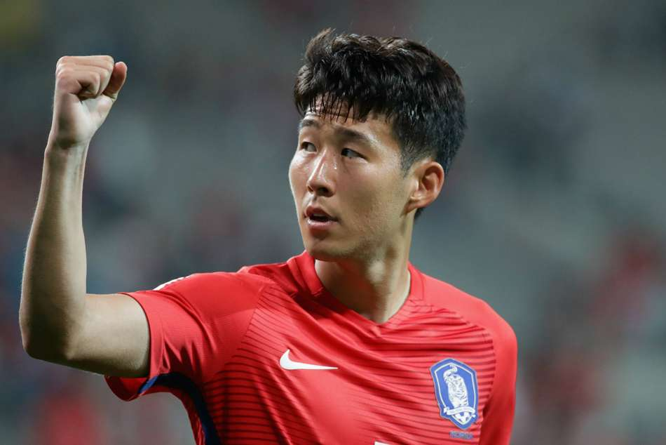 South Korea's final 23-man World Cup squad
