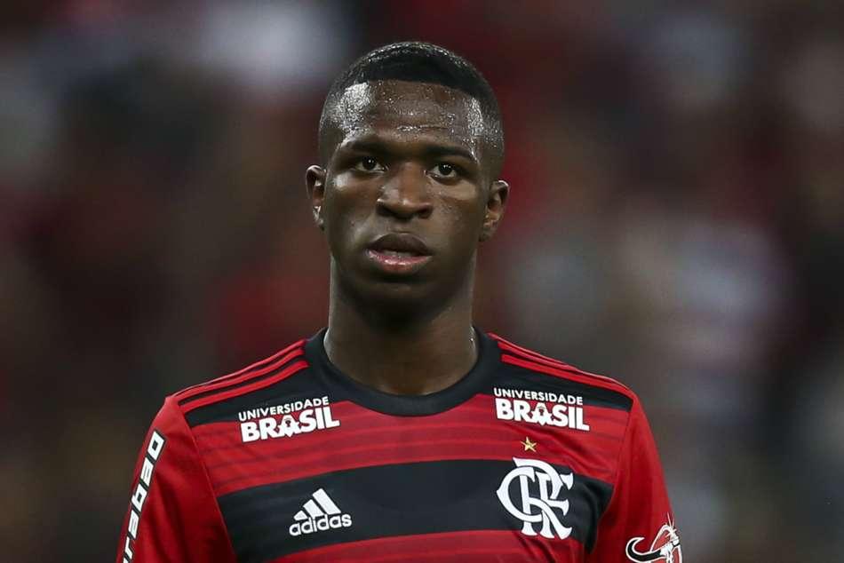 I Chose Real Madrid Over Psg And Barcelona Vinicius Junior