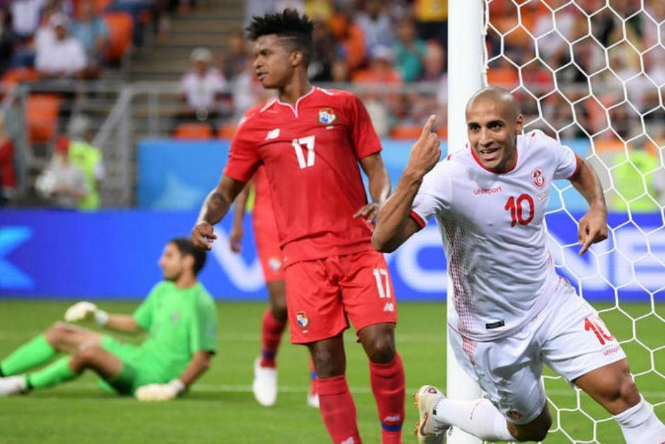 Fifa World Cup 2018 Panama Vs Tunisia Match Report Saransk