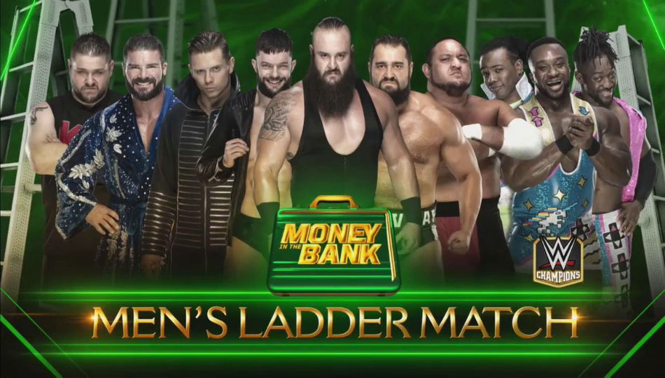 Update On Wwe Backstage Plan With Mitb Ladder Match