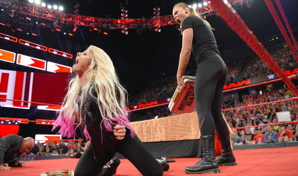 Wwe Monday Night Raw Results With Video Highlights June 18 2018