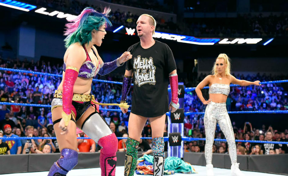 Wwe Smackdown Live Results With Video Highlights June 19 2018