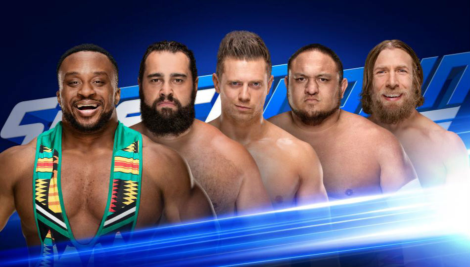 Wwe Smackdown Live Preview Schedule June 19 2018