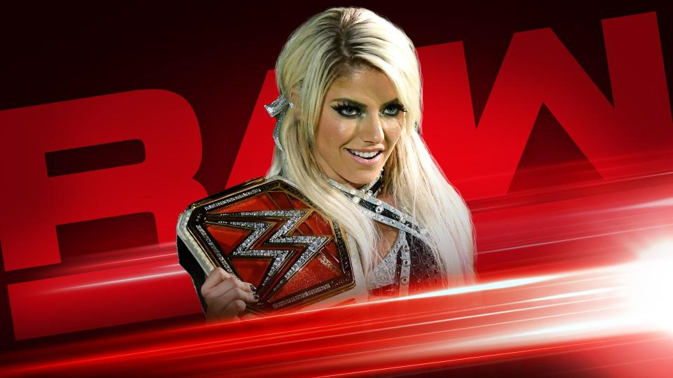 Wwe Monday Night Raw Preview Schedule June 18 2018