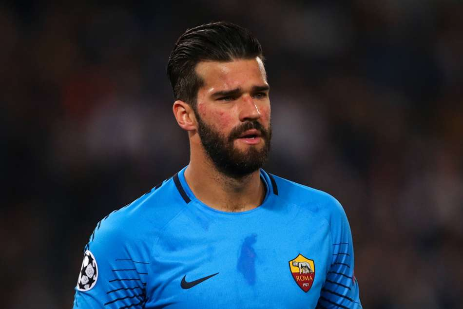 Liverpool Sign Alisson Roma Record Breaking Deal Transfer News