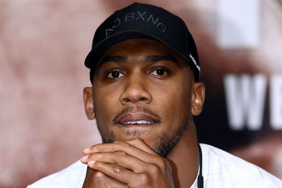 Boxing Anthony Joshua Targets Dream Fight In Texas