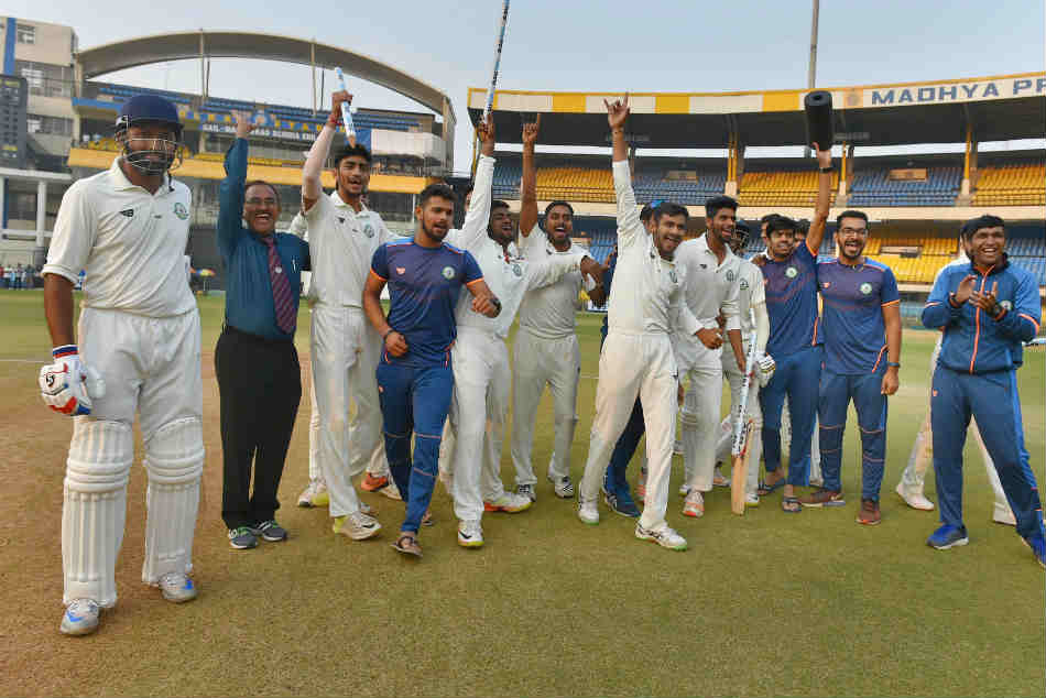 Bcci Announces 37 Team Ranji Trophy For 2018 19 Season