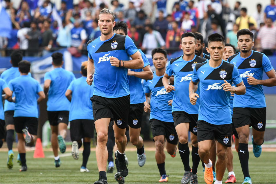Bengaluru Fc Regroup Pre Season As Afc Cup Challenge Continu