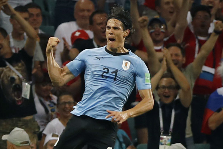 Cavani Doubtful Starter Quarterfinal Tie Against France