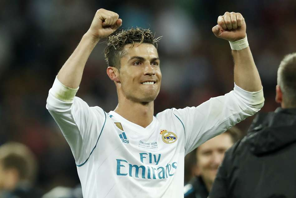 Cristiano Ronaldo leaves Real Madrid after nine years