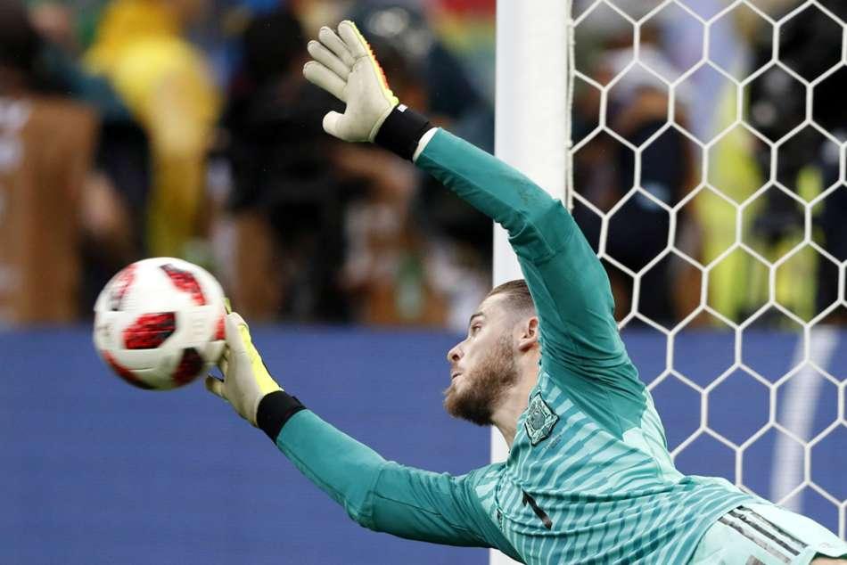 World Cup 2018 De Gea Beaten World Cup Shots Spain