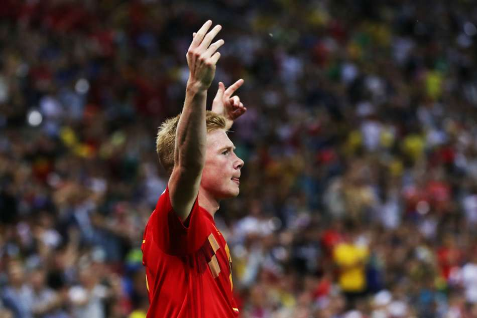 Brazil Didn T Know What To Do In First Half De Bruyne