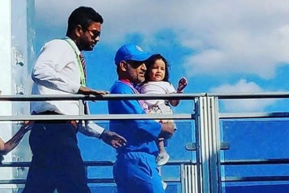 England Vs India: MS Dhonis daughter Ziva dancing to celebrate Indias T20I series win - Watch