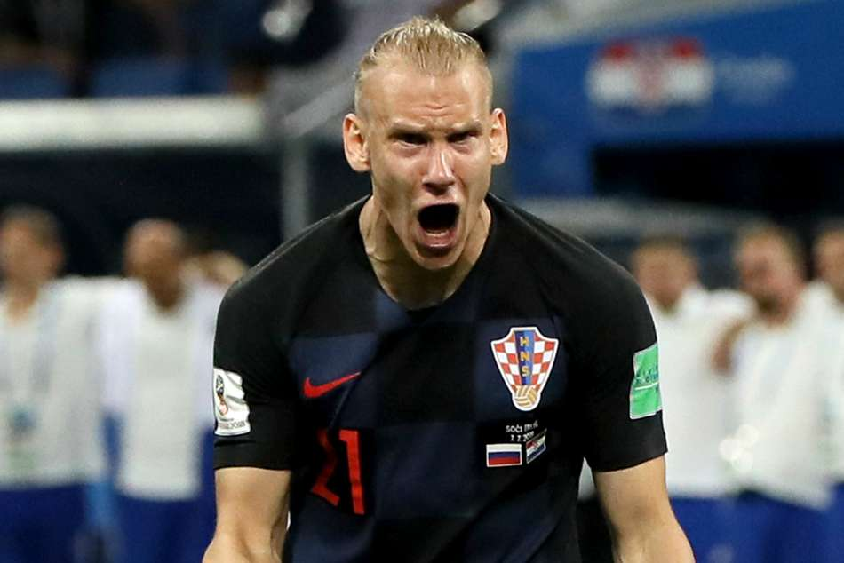 Image Result For Domagoj Vida
