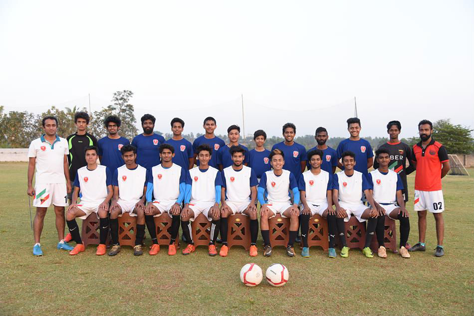 Dream United Dreams Achieving Great Things Indian Football Bdfa Super Division