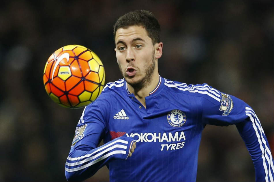 Eden Hazard Takes Swipe At Conte Mourinho