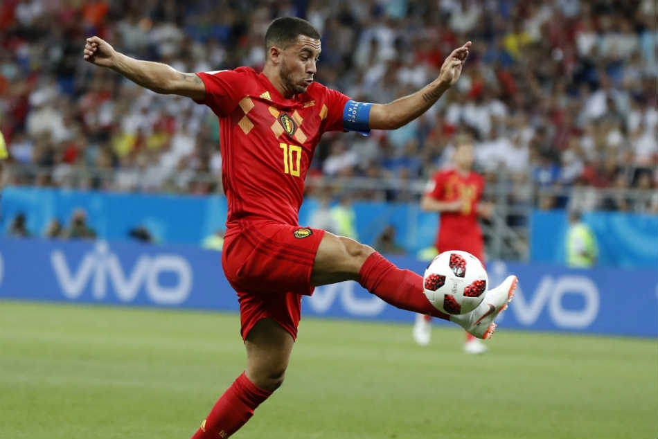 Eden Hazard Real Madrid Transfer News Chelsea La Liga