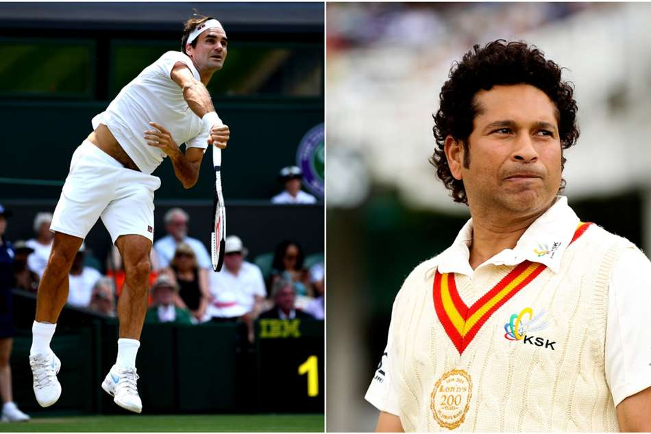Roger Federer ready to take notes from Cricket great Sachin Tendulkar