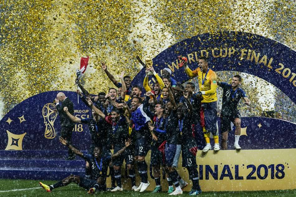 802b83fc8 FIFA World Cup 2018  Goal-laden final adds to staggering World Cup ...