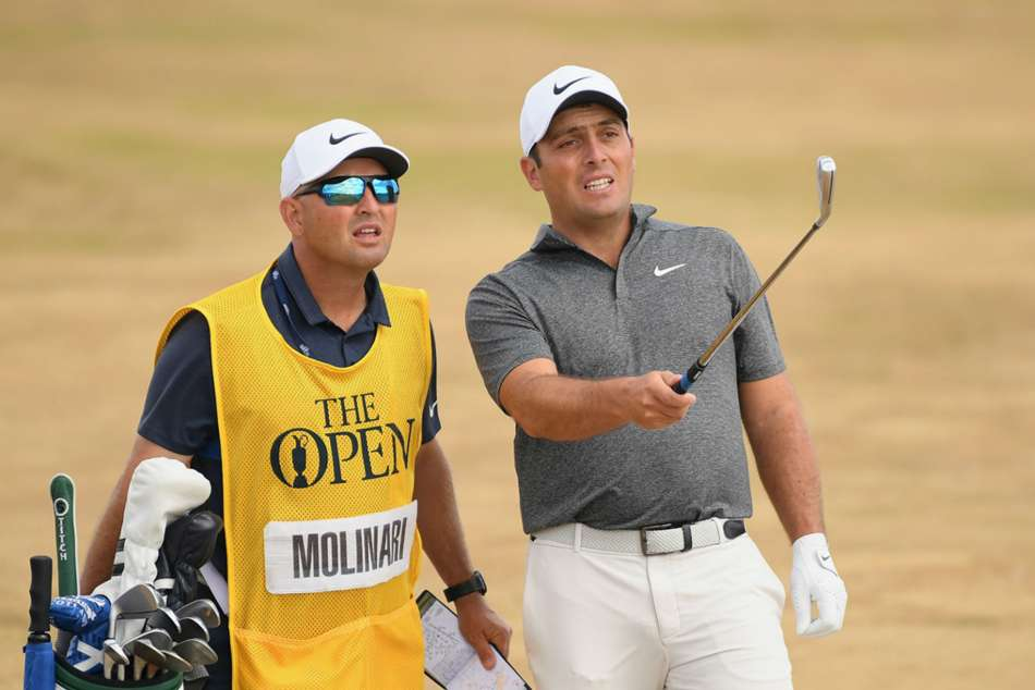 Italy's Molinari Wins Golf's British Open