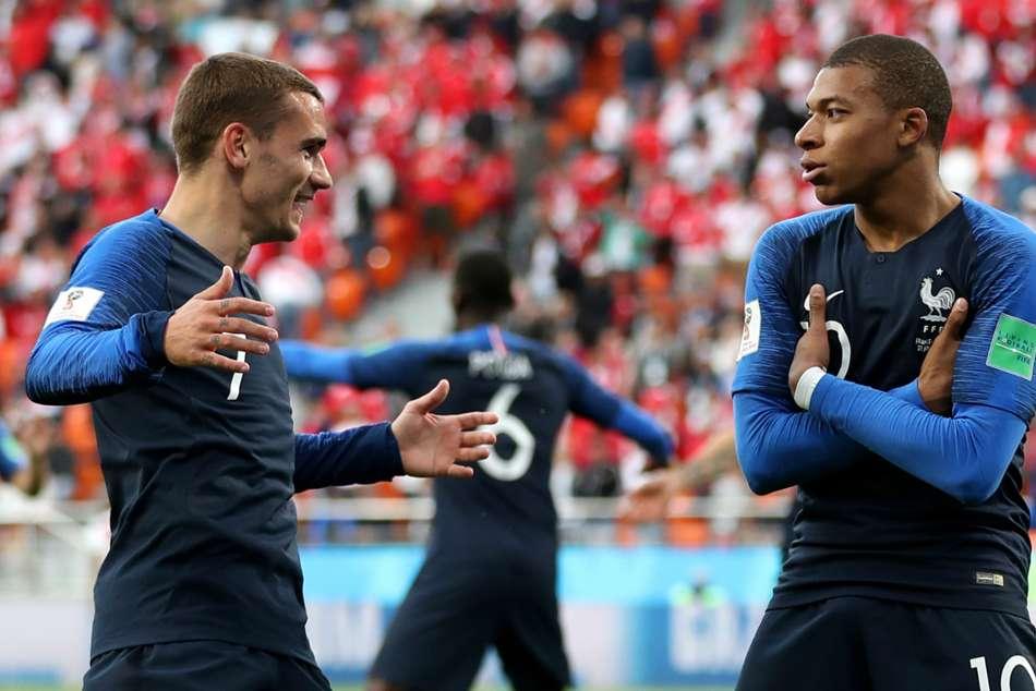 Mbappe Hazard Kane Modric De Bruyne Griezmann World Cup Ballon Dor