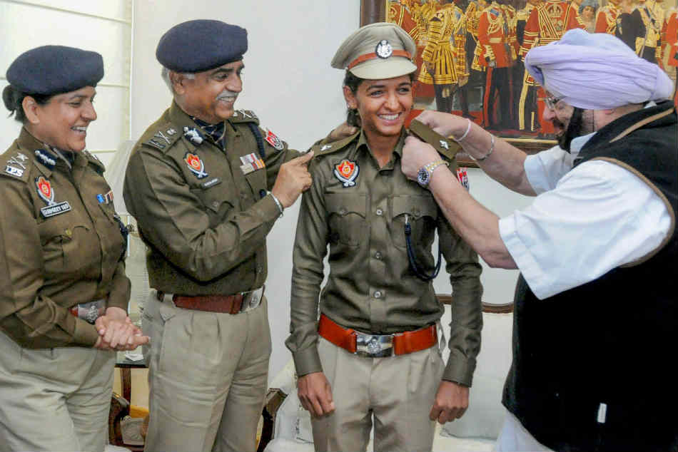 Harmanpreet Kaur was appointed as DSP in Punjab Police in February but now she has lost the rank after it was found that she produced a fake degree certificate