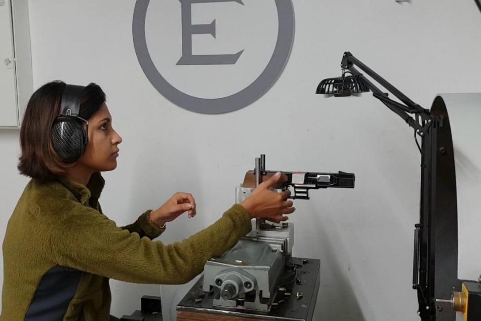 Shooter Heena Sidhu Begins Preparations Asian Games 2018