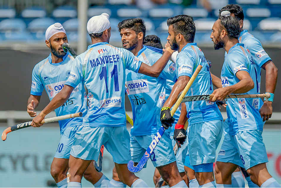 India lost to Australia in the final of the Champions Trophy
