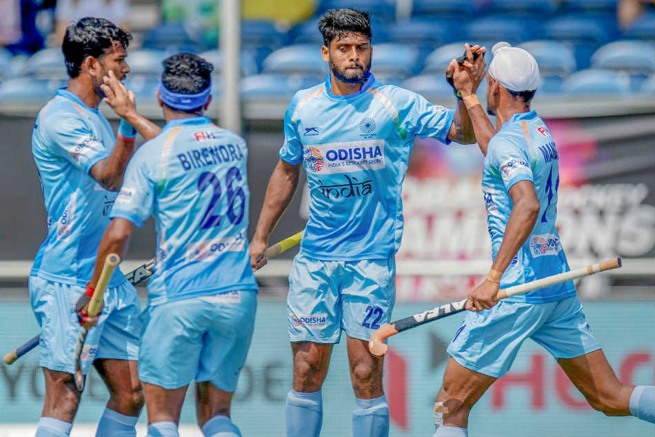 Defending champions India face hosts Oman on October 18