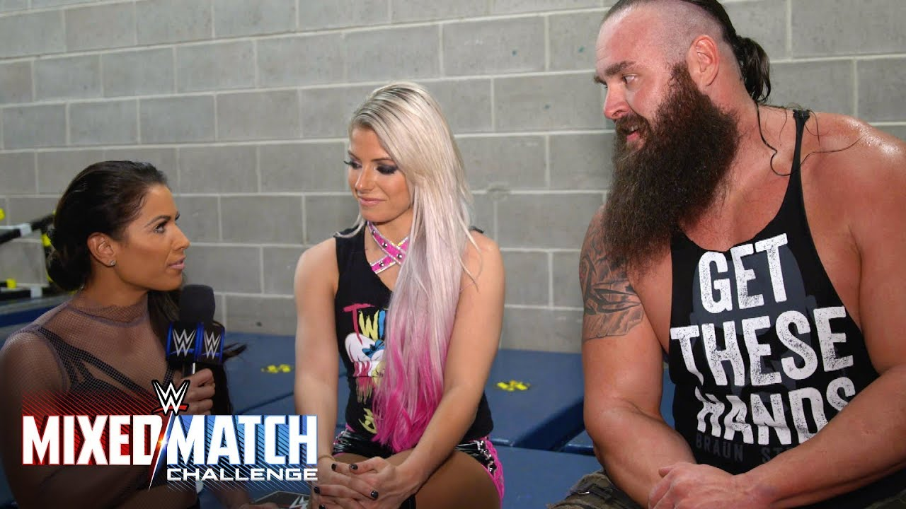 Braun Strowman (right) (image courtesy Youtube)